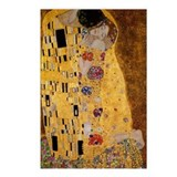 The kiss klimt Postcards