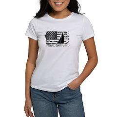 2009 ANGELSWIN.COM SPRING FAN Value T-shirt