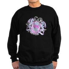 Cancer Pink Zodiac Sweatshirt