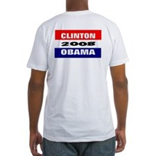 obama clinton in 2008 Shirt