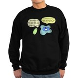 Microbiology Vs Immunology Sweatshirt