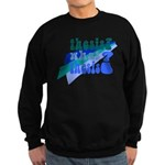 What Thesis? Sweatshirt (dark)