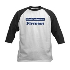 Worlds greatest Fireman Tee