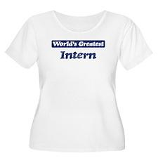 Worlds greatest Intern T-Shirt