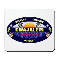 Kwajalein Mousepad