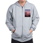 Colorado Sunset Zip Hoodie