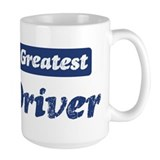 Worlds greatest Bus Driver Mug