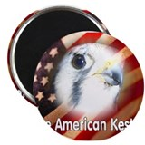 American Kestrel 2.25&quot; Magnet (10 pack)