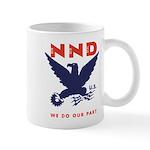 New New Deal Mug