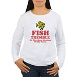 Fish Tremble Women's Long Sleeve T-Shirt