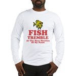 Fish Tremble Long Sleeve T-Shirt