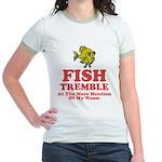 Fish Tremble Jr. Ringer T-Shirt