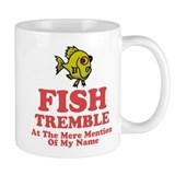Fish Tremble Mug