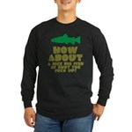 Shut The Fuck Up Long Sleeve Dark T-Shirt