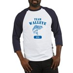 Team Walleye Baseball Jersey