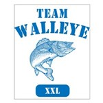 Team Walleye Small Poster