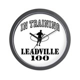 In Training Leadville 100 Wall Clock