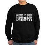 Hard Core Birder Sweatshirt (dark)