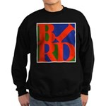 Pop Art Bird Sweatshirt (dark)