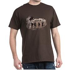 Endless Summer Brown T-Shirt
