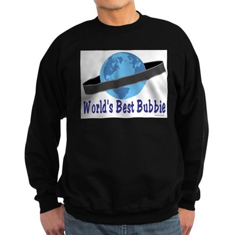 World's Best Bubbie Sweatshirt (dark)