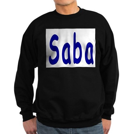Saba Sweatshirt (dark)