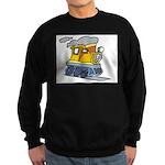 Toy Train Sweatshirt (dark)