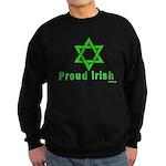 Proud Irish Jew Sweatshirt (dark)