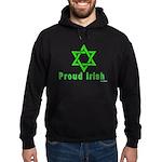 Proud Irish Jew Hoodie (dark)