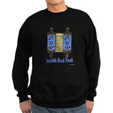 Jewish Soul Food Sweatshirt