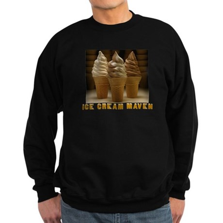 ICE CREAM MAVEN Sweatshirt (dark)