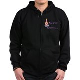 My First Purim Zip Hoodie