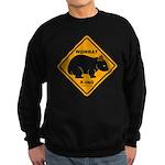 Wombat Xing Sweatshirt (dark)