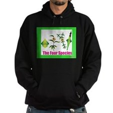 The Four Species Sukkot Hoodie