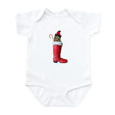 Cat in Boot Infant Bodysuit