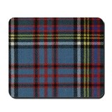 Clan Anderson Tartan Mousepad