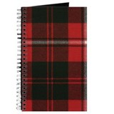 Clan Cunningham Tartan Journal