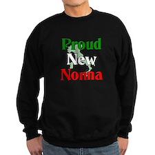 Proud New Nonna Sweatshirt