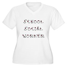 School SW Hearts T-Shirt
