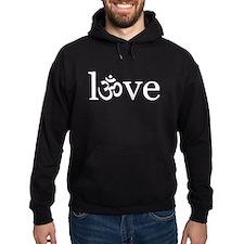 om love Hoodie