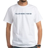 """Kellen Moore > Your QB"" T-Shirt"
