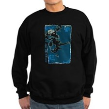 BASS GUITAR PLAYER Sweatshirt