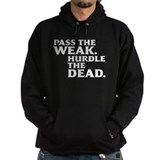 HURDLE THE DEAD Hoody
