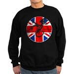 BRITISH DRAGON ANABOLICS Sweatshirt (dark)