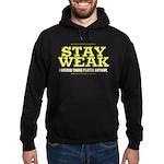 STAY WEAK Hoodie (dark)