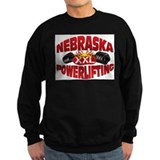 NEBRASKA Powerlifting! Sweatshirt