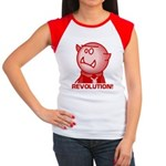 Redcloak: REVOLUTION! Women's Cap Sleeve T-Shirt