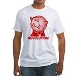 Redcloak: REVOLUTION! Fitted T-Shirt