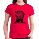 Redcloak: REVOLUTION! Women's Dark T-Shirt