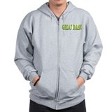 Great Dane IT'S AN ADVENTURE Zip Hoodie